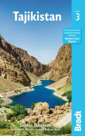Reisgids Tajikistan | Bradt | ISBN 9781784776541