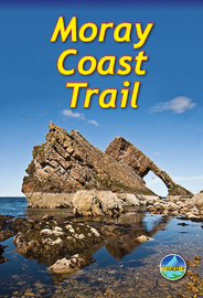 Wandelgids-Trekkinggids Moray Coast Trail | Rucksack Readers | ISBN 9781898481409