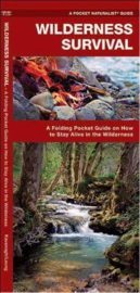 Instructiekaart Wilderness Survival | Waterford | ISBN 9781583550946