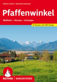 Wandelgids Pfaffenwinkel | Rother Verlag | ISBN 9783763344185
