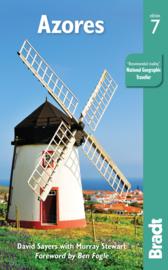Reisgids Azoren - Azores | Bradt | ISBN 9781784776237