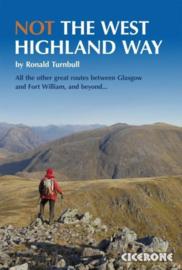 Wandelgids-Trekkinggids Not the West Highland Way | Cicerone | ISBN 9781852846152