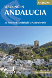 Wandelgids Andalusië | Cicerone | ISBN 9781852848026