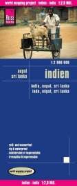 Wegenkaart India | Reise Know How |  1:2,9 miljoen | ISBN 9783831771431