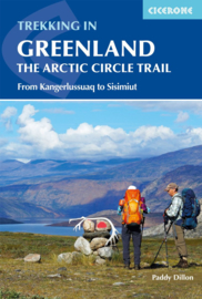 Wandelgids - Trekkinggids Trekking in Greenland - The Arctic Circle Trail | Cicerone | ISBN 9781852849672