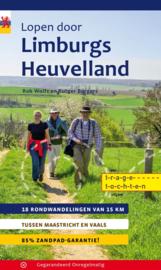 Wandelgids Limburg - Lopen door Limburgs Heuvelland | Gegarandeerd Onregelmatig | ISBN 9789078641568