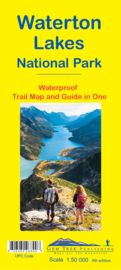 Wandelkaart Waterton Lakes National Park Nr. 15 | GEM Trek | 1:50.000 | ISBN 9781895526899