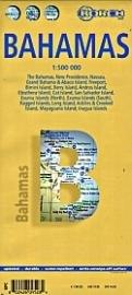Wegenkaart Bahamas | Borch | 1:500.000 | ISBN 9783866095281