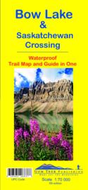 Wandelkaart  Bow Lake & Saskatchewan Crossing | GEM Trek nr. 3 | 1:70.000 | ISBN 9781895526837