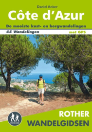 Wandelgids Côte d'Azur | Elmar | ISBN 9789038925806