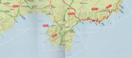 Wandelgids - Trekkinggids GR 92 Wanderweg Costa Brava - Camina de Ronda   Triangle Postals   ISBN 9788484784210