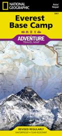 Wandelkaart Everest Base Camp (3001) | National Geographic | 1:50.000 | ISBN 9781566955195