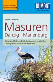 Reisgids Masuren | Dumont Verlag | ISBN 9783770175574