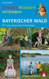 Wandelgids Erlebniswandern mit Kindern Bayerischer Wald | Rother Verlag | ISBN 9783763331390