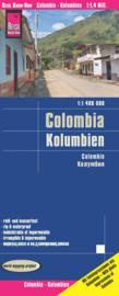 Wegenkaart Colombia - Kolumbien | Reise Know How | 1:2,5 miljoen | ISBN 9783831773701