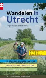 Wandelgids Wandelen in Utrecht | Gegarandeerd Onregelmatig | ISBN 9789078641803