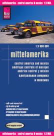 Wegenkaart Midden Amerika en Mexico | Reise Know How | 1:3 miljoen | ISBN 9783831772117