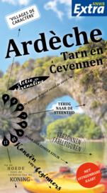 Reisgids Ardèche | ANWB Extra | ISBN 9789018043148