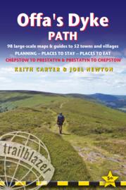Wandelgids - Trekkinggids Offa's Dyke Path | Trailblazer | ISBN 9781912716036