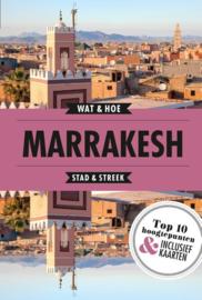Stadsgids Marrakech | Kosmos | ISBN 9789021573977