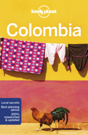 Reisgids Colombia | Lonely Planet | ISBN 9781786570611