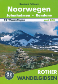 Wandelgids Noorwegen: Jotunheimen - Rondane | Elmar | ISBN 9789038927183