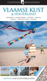 Reisgids Vlaamse kust & Hinterland | Capitool | ISBN 9789000322985