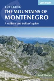 Wandelgids-Trekkinggids The mountains of Montenegro | Cicerone | ISBN 9781852847319