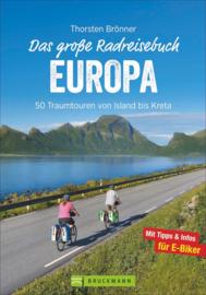 Fietsgids Das grosse Radreisebuch Europa | Bruckmann Verlag | ISBN 9783734306679