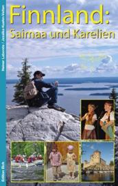 Reisgids Finland, Saimaa und Karelien | Edition Elch | ISBN 9783937452173