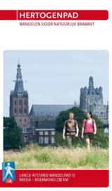 Wandelgids Hertogenpad | LAW 13 - NIVON | ISBN 9789071068829