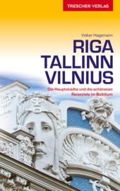 Stadsgids Riga, Tallinn, Vilnius | Trescher Verlag | ISBN 9783897944091