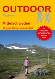 Wandelgids Midden Zweden | Conrad Stein Verlag | ISBN 9783866866409