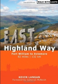 Wandelgids-Trekkinggids The East Highland Way | Luath Press | ISBN 9781908373403