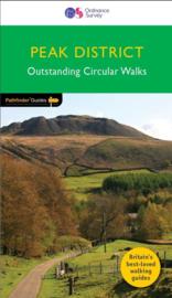 Wandelgids Peak District | Ordnance Survey - 63 Pathfinder Guides | ISBN 9780319090275