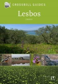 Natuurgids - wandelgids Lesbos | Crossbill guides | ISBN 9789491648083