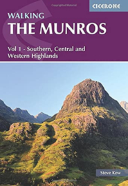 Wandelgids Walking the Munro`s Vol. 1 / Southern, Central, Western Highlands | Cicerone |  ISBN 9781786311054