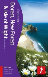 Reisgids Dorset, New Forest & Isle of Wight | Footprint Focus | ISBN 9781909268203