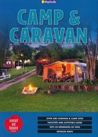 Campinggids - Campergids Zuid Afrika | MapStudio | ISBN 9781770267756