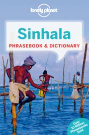 Taalgids Sri Lanka - Sinhala, phrase guide | Lonely Planet | ISBN 9781743211922