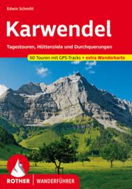 Wandelgids Karwendel | Rother Verlag | ISBN 9783763344840