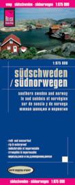 Wegenkaart Zuid Zweden en Zuid Noorwegen | 1:875.000 | Reise Know How | ISBN 9783831773886