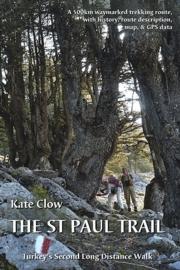 Wandelgids St. Paul Trail - Turkije | Kate Clow | ISBN 9780957154711