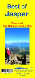 Wandelkaart Best of Jasper | Gem Trek nr. 12 | 1:35.000 |  ISBN 9781895526813