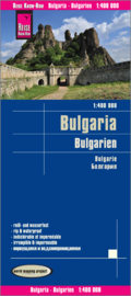 Wegenkaart Bulgarije | Reise Know How | 1:400.000 | ISBN 9783831773077