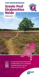 Wandelkaart Grote Peel - Stabrechtse Heide | ANWB | 1:33.333 | ISBN 9789018046699