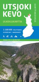 Wandelkaart  Utsjoki-Kevo NP | Karttakeskus - Genimap | 1:100.000 | ISBN 9789522664266