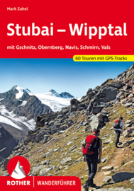 Wandelgids Stubai-Wipptal | Rother Verlag | ISBN 9783763345748