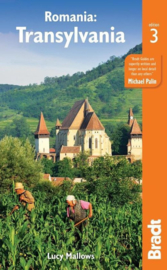 Reisgids Transylvanië - Transylvania | Bradt | ISBN 9781784770532