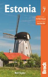 Reisgids Estonia | Bradt | ISBN 9781841624877
